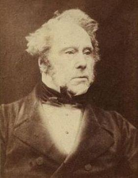 Λόρδος Πάλμεστον (20/10/1784 - 18/10/1865). Διετέλεσε Πρωθυπουργός του Ην. Βασιλείου από 12/06/1859 έως 18/10/1865