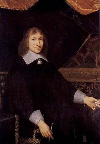 Nicolas Fouquet (27/01/1615 – 23/03/1680)