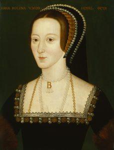Άννα Μπολέιν (1501 - 1536)