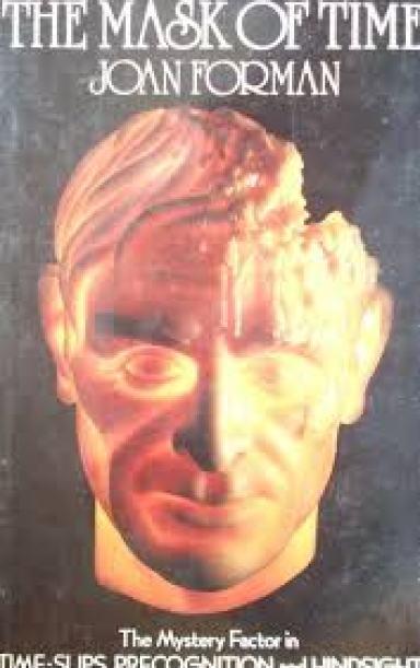 """Το εξώφυλλο του βιβλίου """"Η μάσκα του Χρόνου"""", της Τζόαν Φόρμαν"""