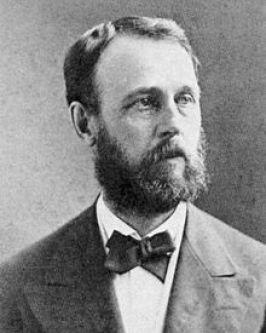 Έιζαφ Χωλ (15/10/1829 - 22/11/1907)