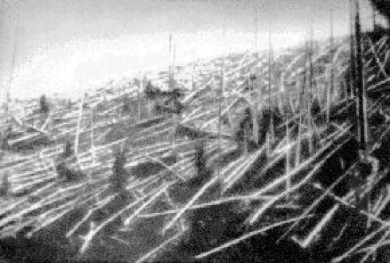Φωτογραφία από την αποστολή του Κούλικ (1927)