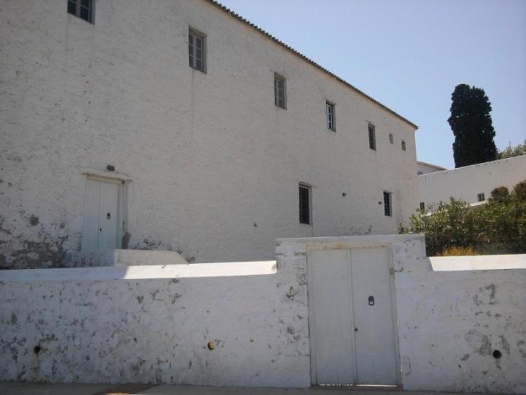 Το σπίτι του Ορλώφ στις Σπέτσες