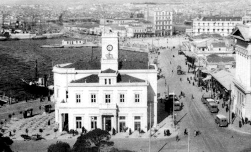 Μεταφυσική δραστηριότητα στον Πειραιά της δεκαετίας του 1930...