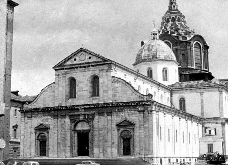 Ο Καθεδρικός Ναός του Τορίνο