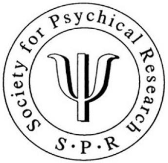 """Το λογότυπο της """"Εταιρίας Ψυχικών Ερευνών"""", που ιδρύθηκε το 1882"""