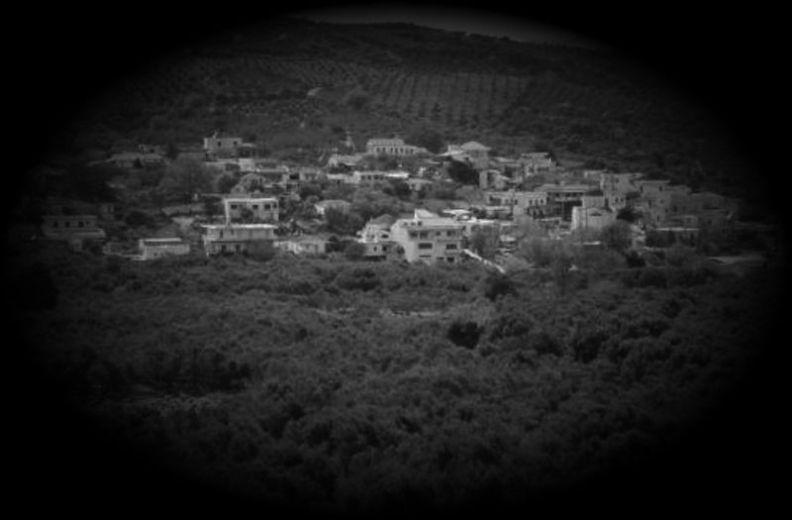 Τηλεκινητικά φαινόμενα σε χωριό της Κρήτης…