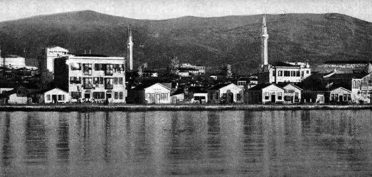 Αγία Παρασκευή, Θεσσαλονίκη, 1928