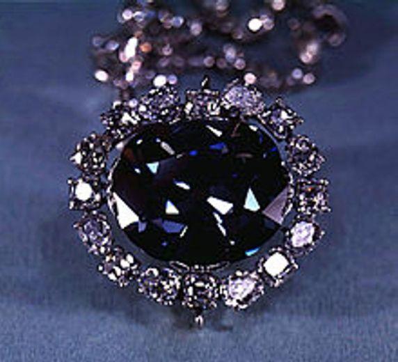 Το Διαμάντι του Θανάτου…