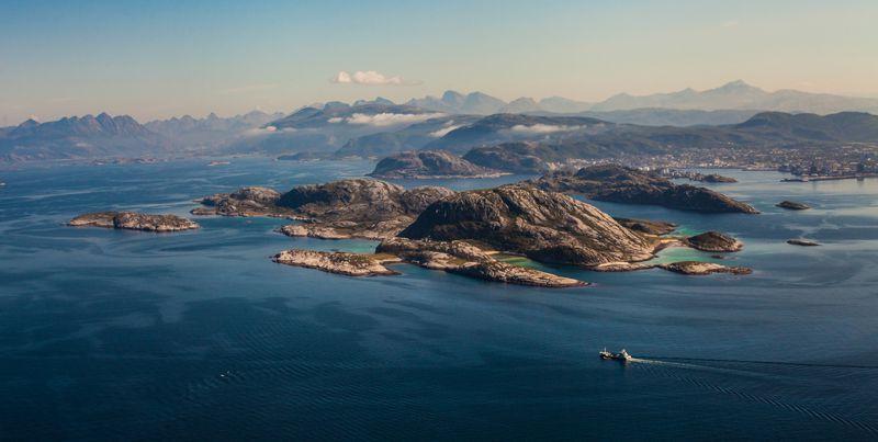 Α.Τ.Ι.Α. πάνω από τη Νορβηγία…