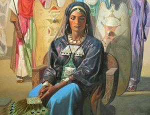 Η Βασίλισσα της ερήμου...