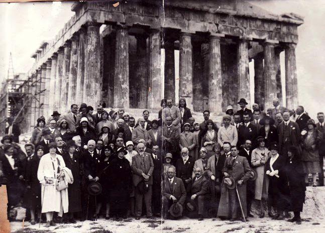 Ελληνική Εταιρία Ψυχικών Ερευνών, 1930