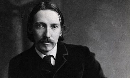 Robert Louis Stevenson (13/11/1850 - 03/12/1894)