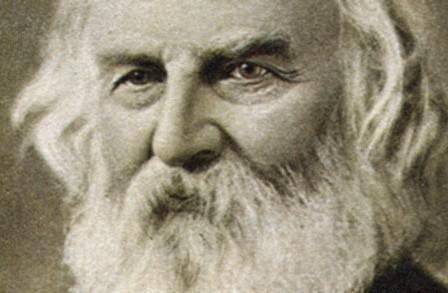 Henry Wadsworth Longfellow (27/02/1807 - 24/03/1882)