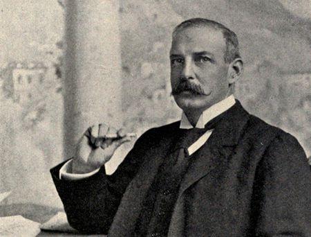 Francis Marion Crawford (02/08/1854 - 09/04/1909)