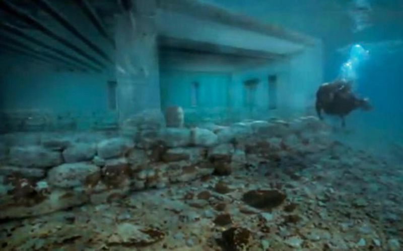 Παυλοπέτρι: Η αρχαιότερη βυθισμένη πολιτεία του κόσμου...