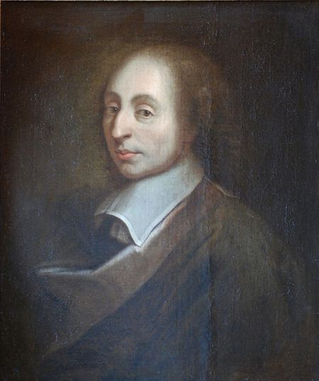 Blaise Pascal (19/06/1623 - 19/08/1662)