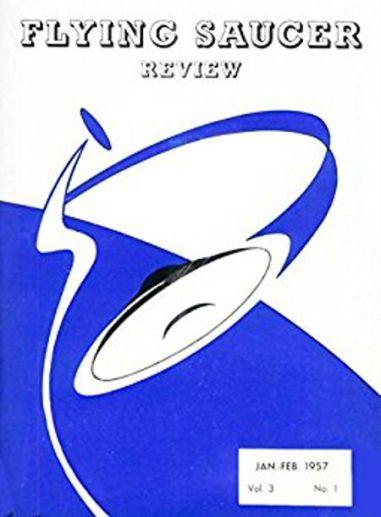 """Flying Saucer Review"", το περιοδικό που διηύθυνε ο William Francis Brinsley Le Poer Trench"