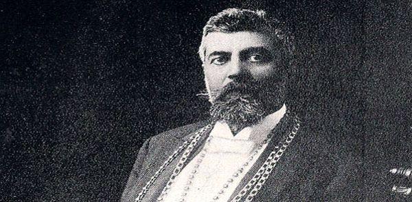 Νικόλαος Πολίτης (03/03/1852 - 12/01/1921)