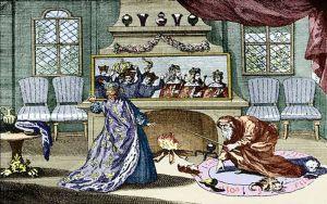 Ο Μαγικός Καθρέφτης της Αικατερίνης των Μεδίκων και οι σκοτεινοί μάγοι της, Nostradamus και Ruggeri...