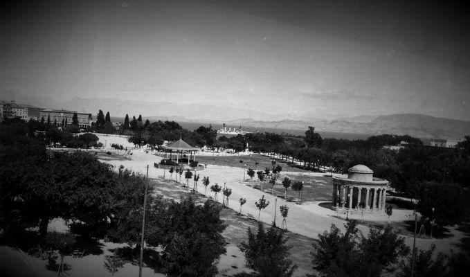Σπιανάδα, Κέρκυρα