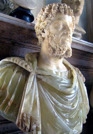 Σεπτίμιος Σεβήρος (146 - 211 μ.Χ.)