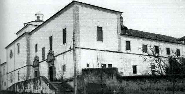 Το Μοναστήρι της Αγίας Τερέζας των Καρμελιτών, στην Κοΐμπρα της Πορτογαλίας