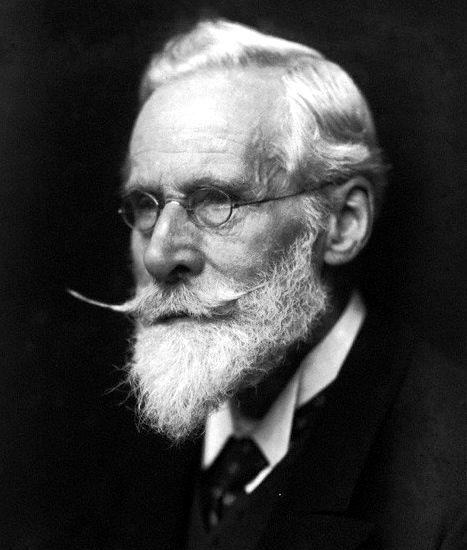 Sir William Crookes (17/06/1832 - 04/04/1919)