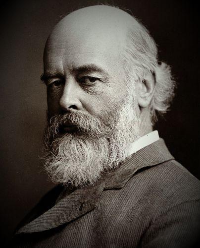 Sir Oliver Lodge (12/06/1851- 22/08/1940)