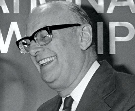 Sir Arthur Charles Clarke (16/12/1917 - 19/03/2008)