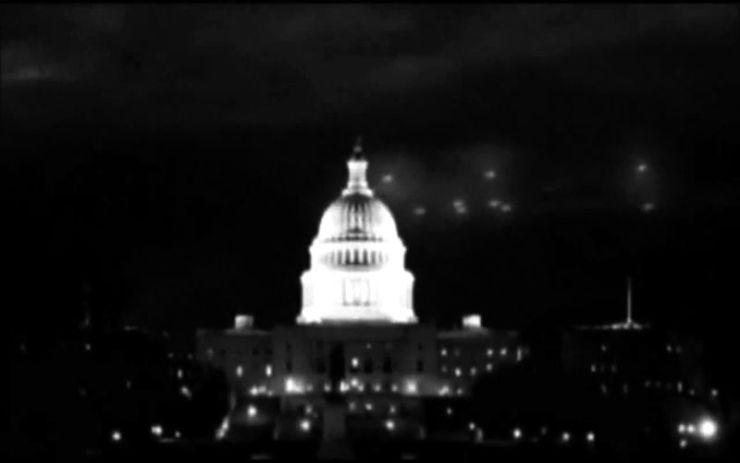 """Η """"Επιδρομή από ιπτάμενους δίσκους στην Washington"""", το 1952..."""
