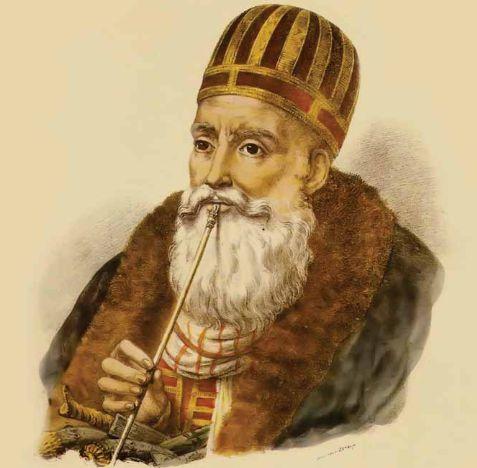 Αλή Πασάς Τεπελενλής (1744 - 1822)