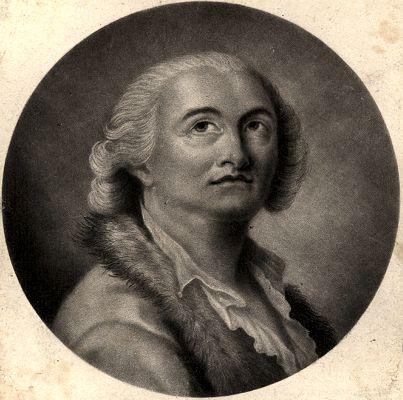 Alessandro Cagliostro (02/06/1743 - 26/08/1795)