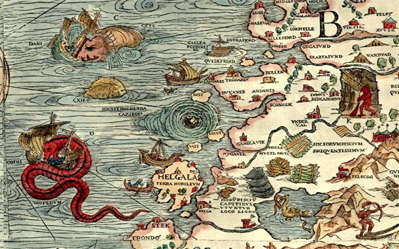 Καταγραφές μυστηριωδών πλασμάτων στο πέρασμα της Ιστορίας...