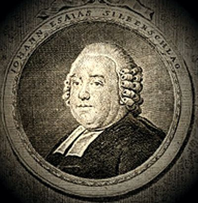 Johann Silberschlag (16/11/1721 - 22/11/1791)
