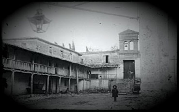 Η εμφάνιση της Παναγίας, το 1941...