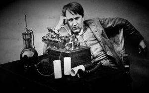 """""""Το Τηλέφωνο των Πνευμάτων"""" του Thomas Edison..."""