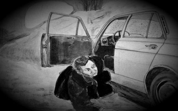 Ο Νορβηγός Reidar Salvesen, που χτυπήθηκε από ακτίνα ιπτάμενου δίσκου το 1970...