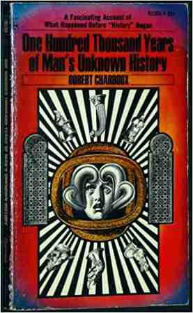 Η αγγλική έκδοση του βιβλίου του Robert Charroux
