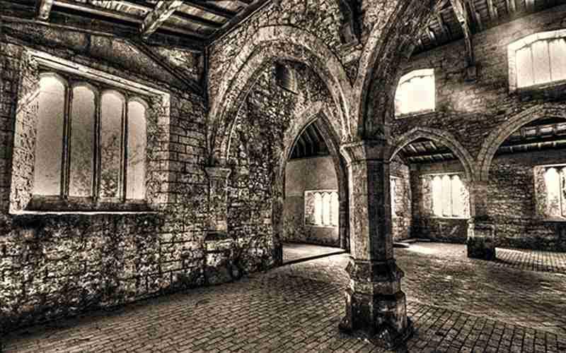 Μια πρωτοφανής επιδρομή φαντασμάτων στο Lincolnshire της Αγγλίας, το 1933...