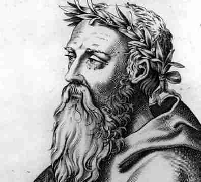 Εμπεδοκλής ο Ακραγαντινός (495 π.Χ. - 435 π.Χ.)