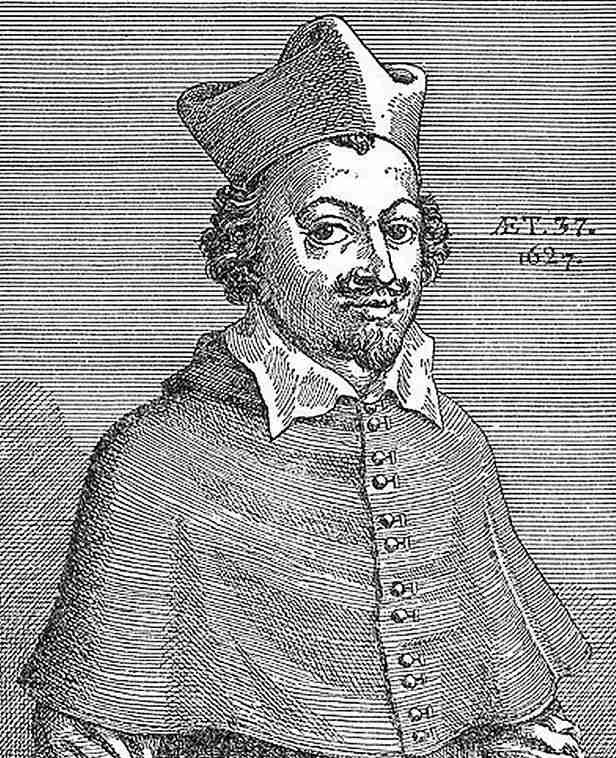 Urbain Grandier (1590 - 1634), Ηγούμενος στο μοναστήρι του Λουντέν