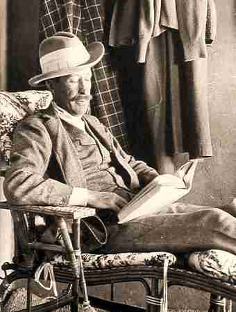 Λόρδος Carnarvon (26/06/1866 - 05/04/1923)