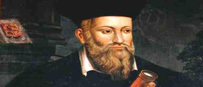 Μισέλ ντε Νοστρεντάμ (14/12/1503 - 02/07/1566)