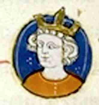 Λουδοβίκος Ι' (04/10/1289 - 05/06/1316)