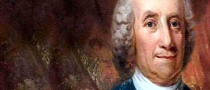 Emanuel Swedenborg (29/01/1688 - 29/03/1772)