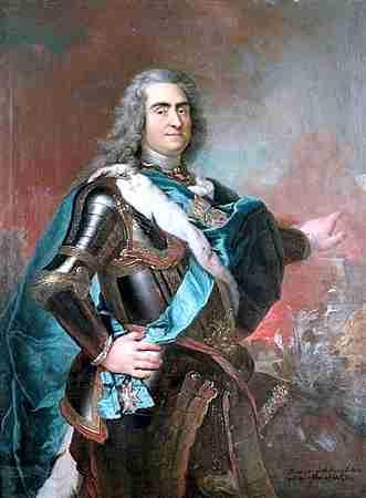 Ο Βασιλιά; της Πολωνίας, Φρειδερίκος Αύγουστος (12/05/1670 - 01/02/1733)