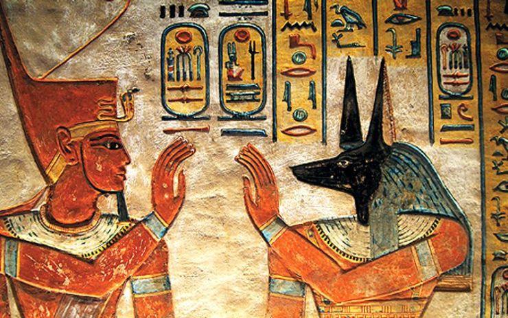 Η κατάρα των τάφων των Αιγυπτίων Βασιλέων...