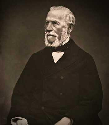 Henri Martin (20/02/1810 - 14/12/1883)