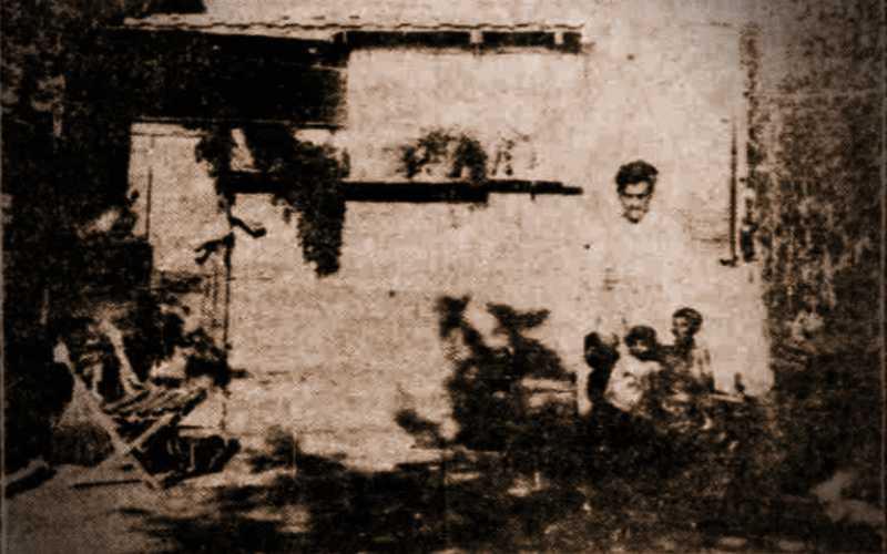 Το πόλτεργκαϊστ του Παγκρατίου, το 1930…
